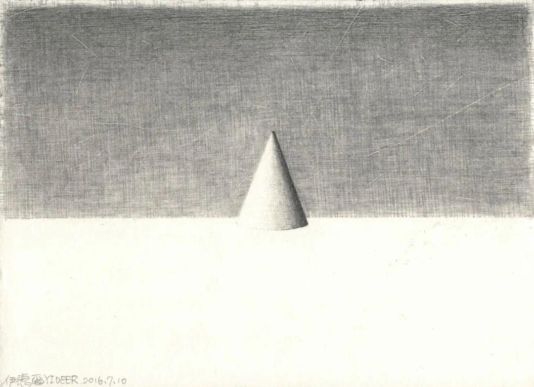 伊德尔:我的铅笔画