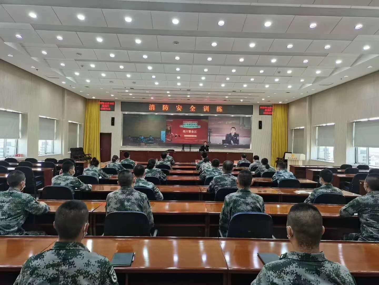 宁夏雷竞技电竞为银川警备区开展秋季雷竞技培训