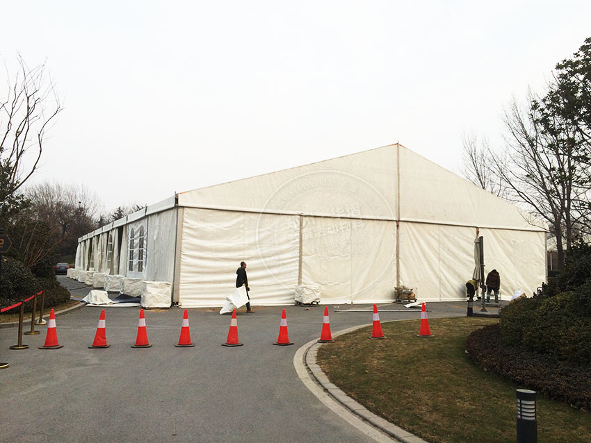 郑州婚庆篷房租赁出租时需要考虑哪些细节