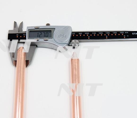 φ12.7mm 沟槽管