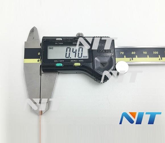 超薄热管(0.4mm≤T≤1mm)