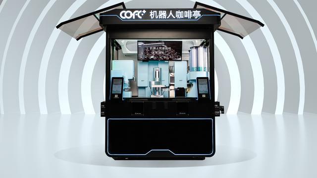 未来咖啡如何发展?智能咖啡机器人助力消费场景转变