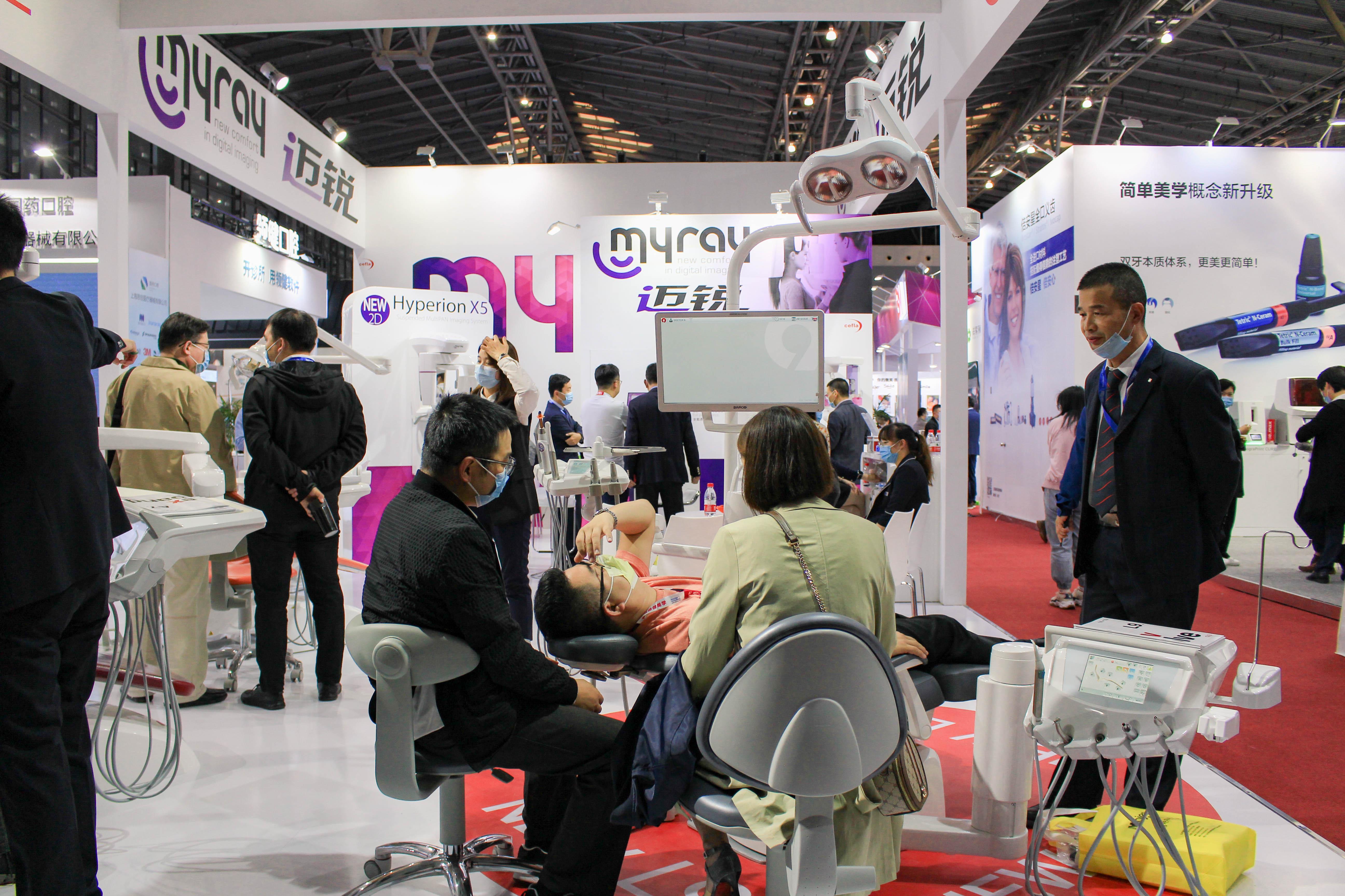 【天鹰医疗】DenTech China 2020 第24届中国国际口腔器材展览会暨学术研讨会圆满结束
