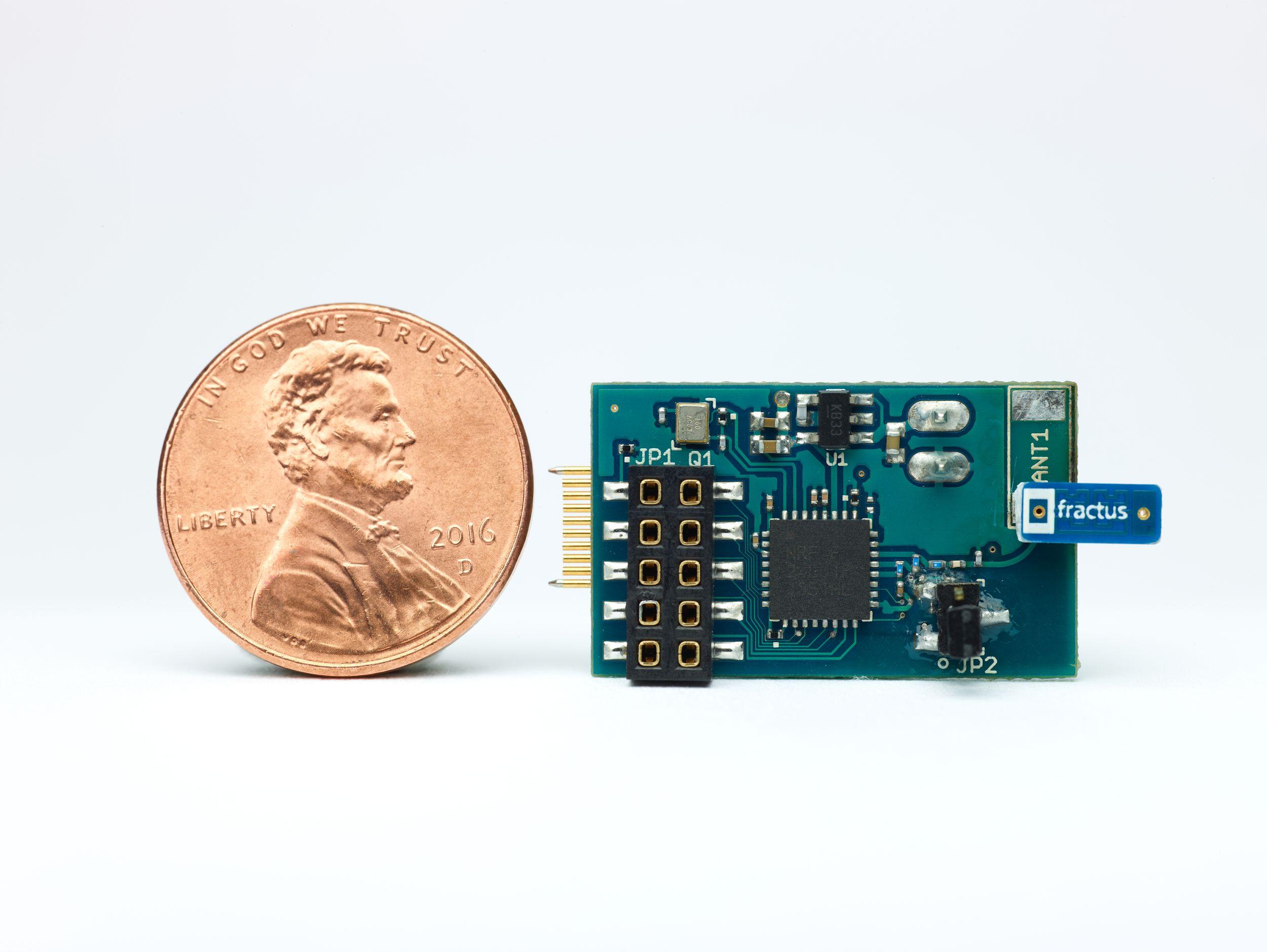 便携式无线多通道电生理系统