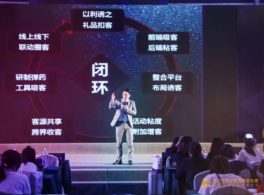 2019环球美妆美容大赛暨第五届国际纹绣大会圆满落幕!