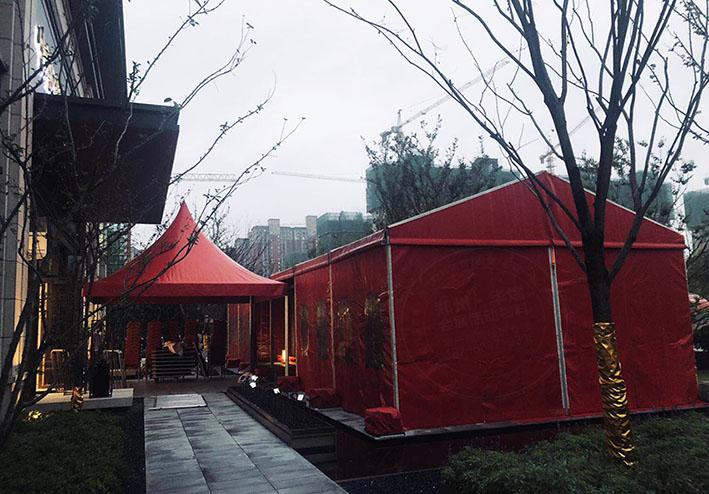 郑州婚庆篷房出租租赁的价格受哪些因素影响