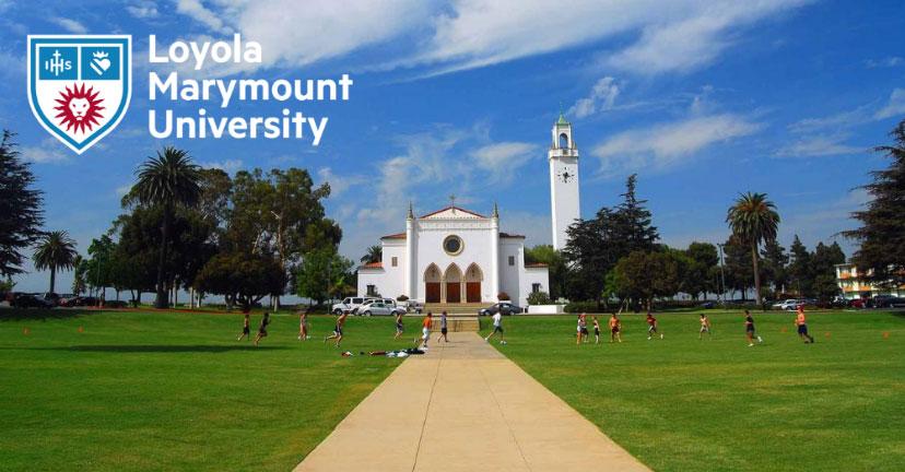 重磅合作 | 实力与美貌并存,洛约拉马利蒙特大学 LMU