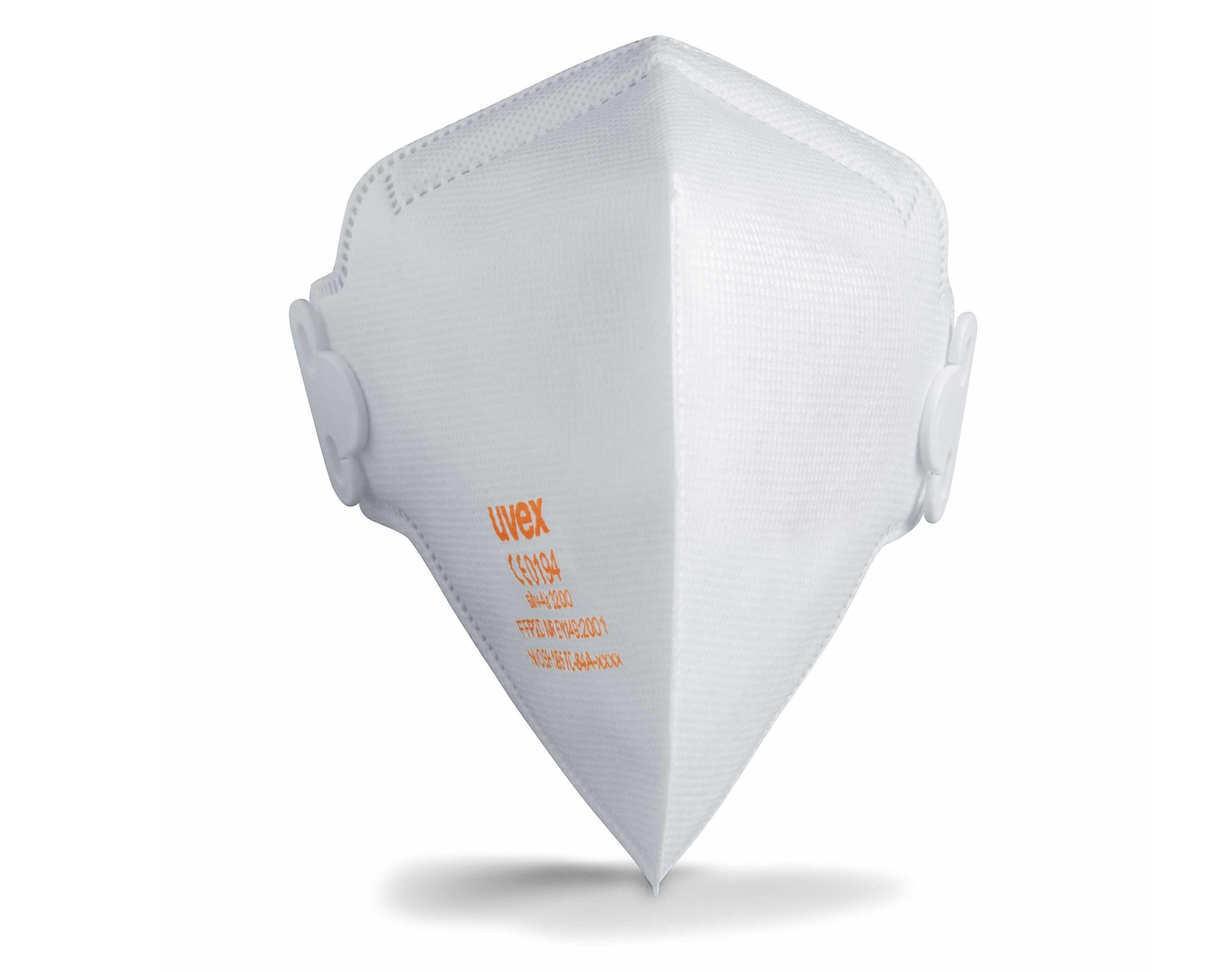 UVEX FFP2 folding mask