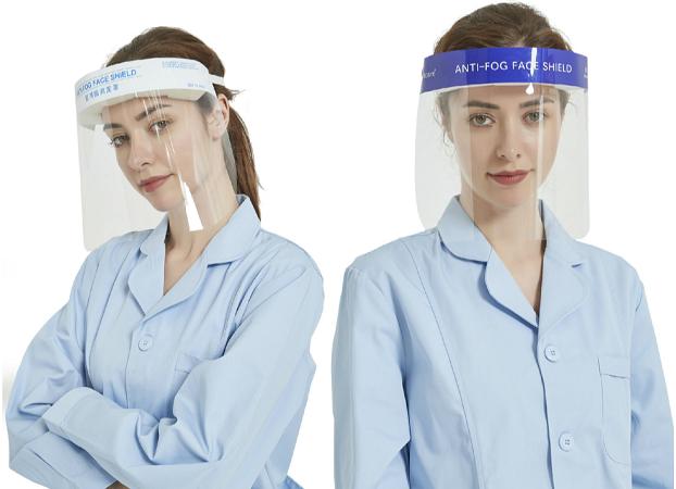 医用隔离面屏((欧洲CE PPE认证、美国FDA))