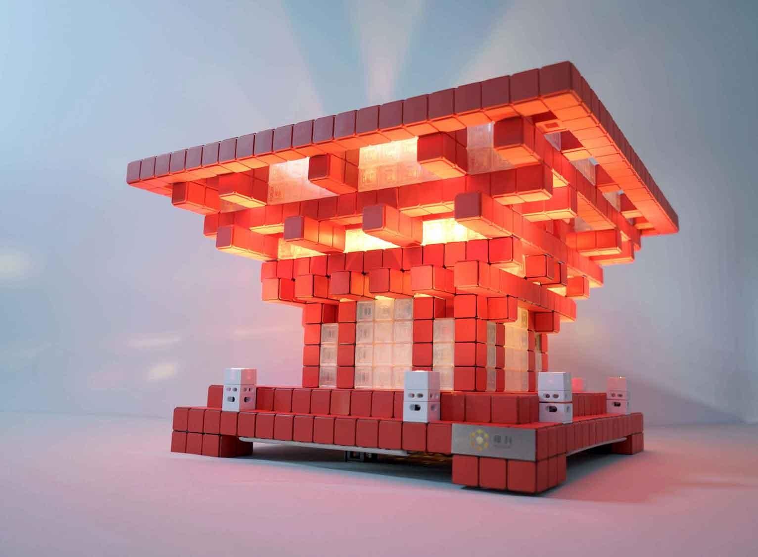 中国馆台灯