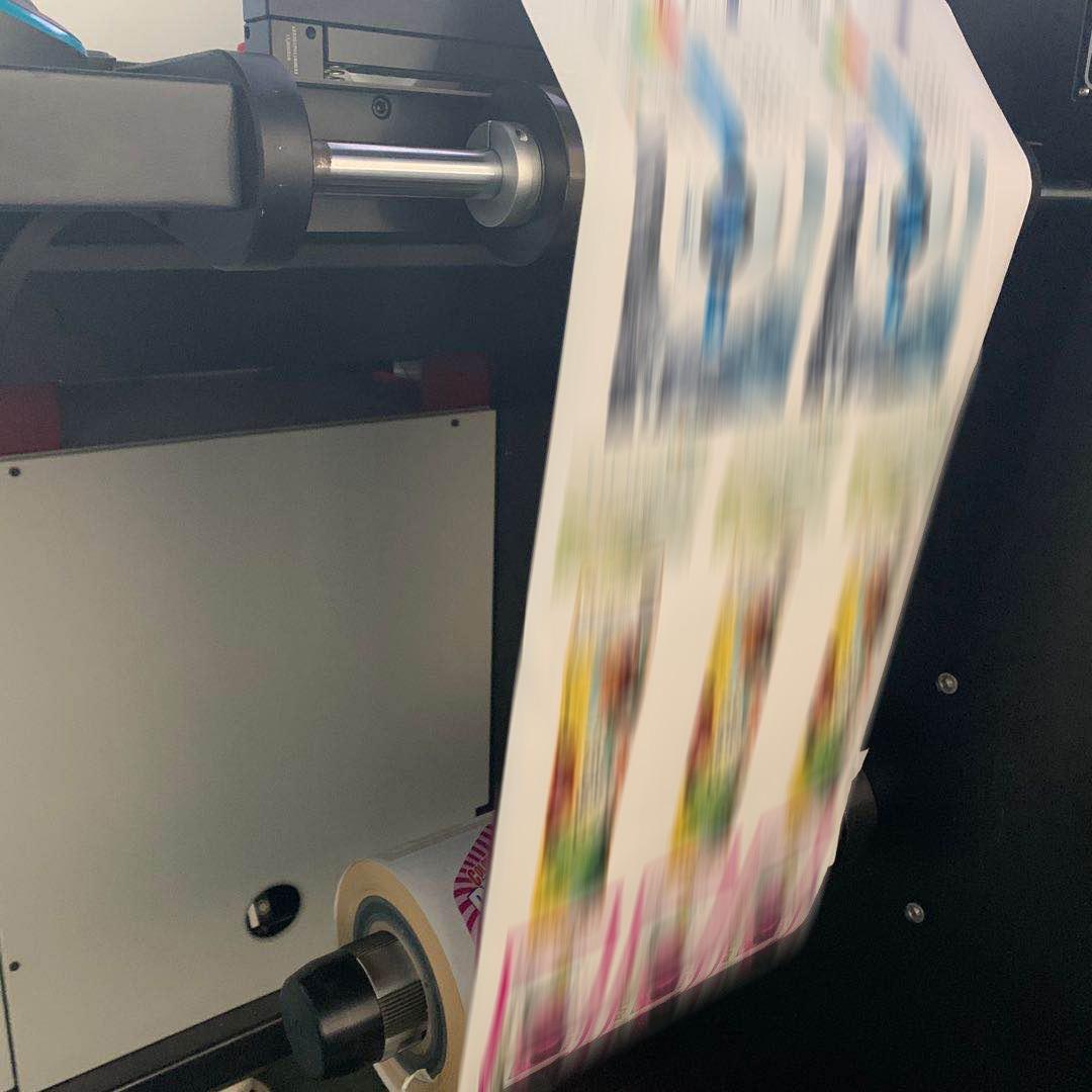 标签印刷亮点前瞻,彩神J-330即将登陆2020全印展!