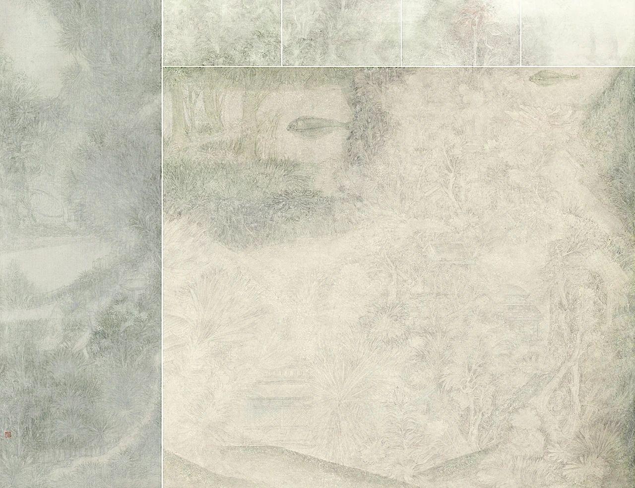 张蓉:用意象山水书写心中的诗情画意