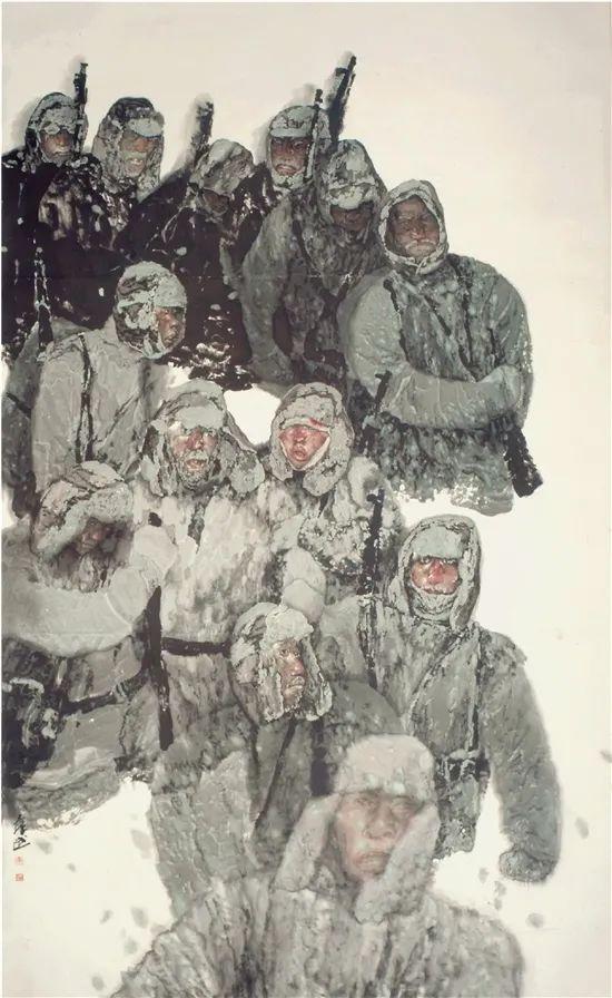 回溯军旅美术 同庆建军93周年