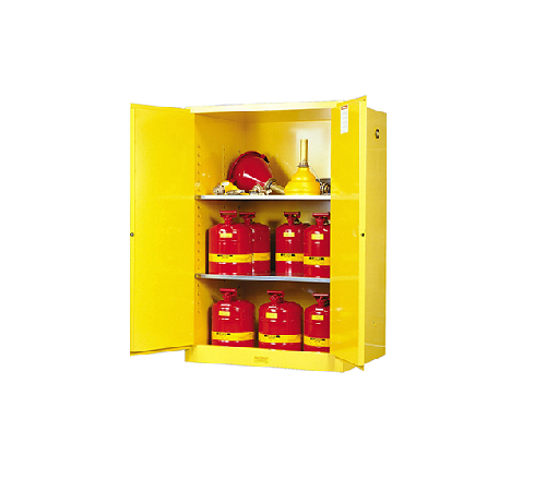 Jusrite safety cabinet 90 gal