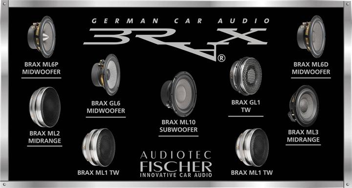 丰田陆地巡洋舰升级德国BRAX & HELIX音响 | 极致醉人音乐,陪你走遍天南海北