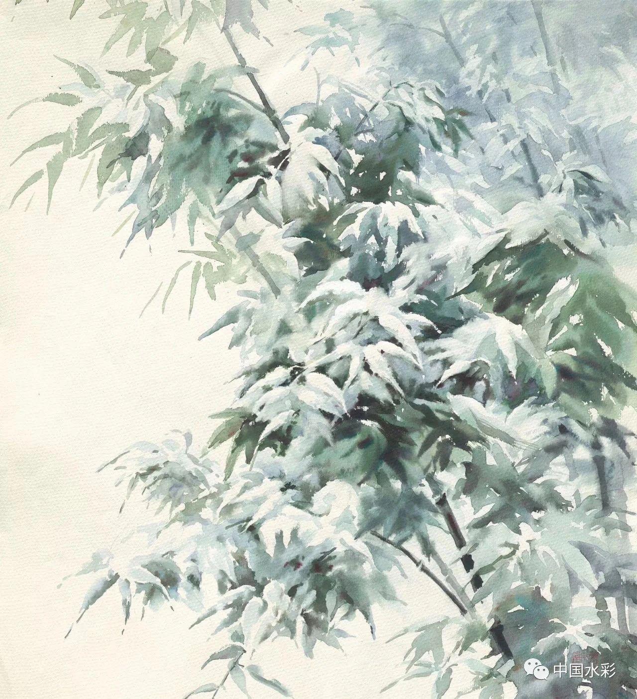 傅尚媛 | 画满一年四季