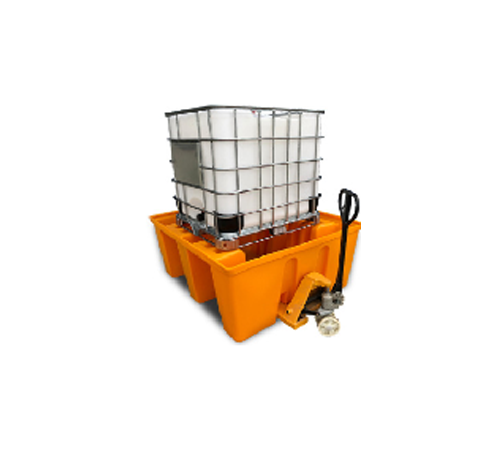 聚乙烯IBC吨桶盛漏托盘