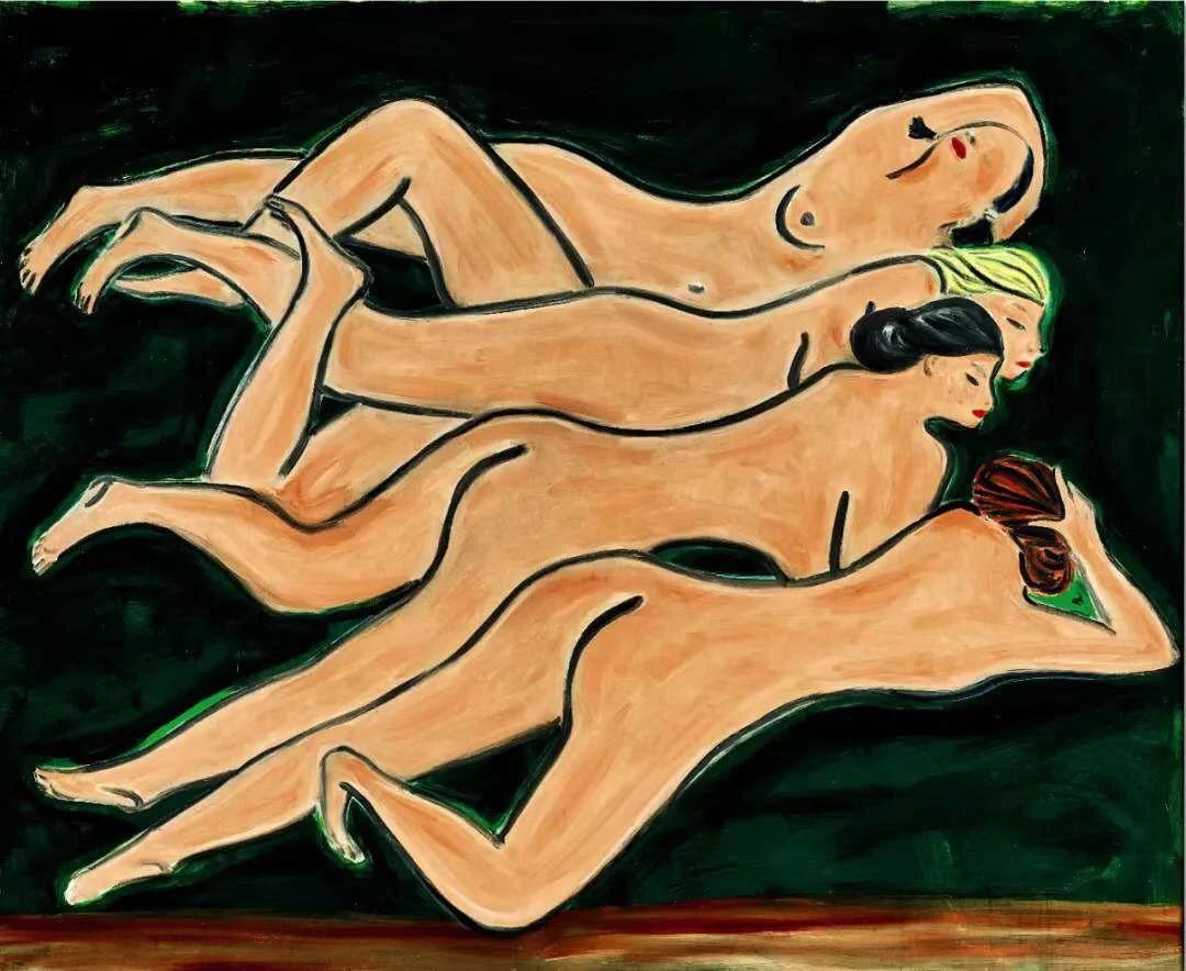 画作屡次拍出几个亿,自己却被草草埋葬在贫民墓地里