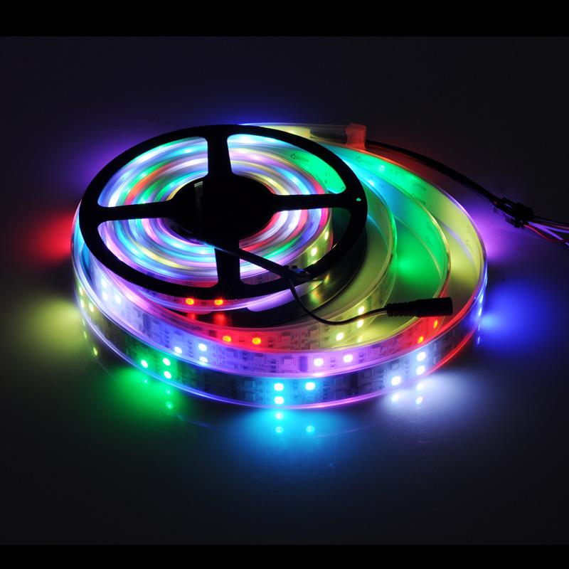 Failure analysis of LED light strip chip