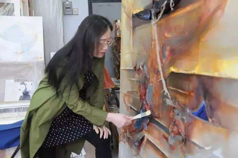 """""""艺""""起看导师风采——广州美术学院绘画学院版画系(二)"""