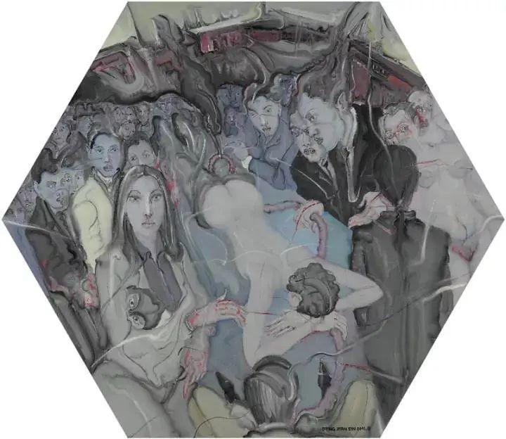 """""""艺""""起看导师风采——广州美术学院绘画学院油画系(一)"""