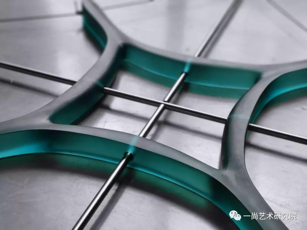 「新锐·微个展」上海视觉| 文景生:琉璃与相对静止的张力