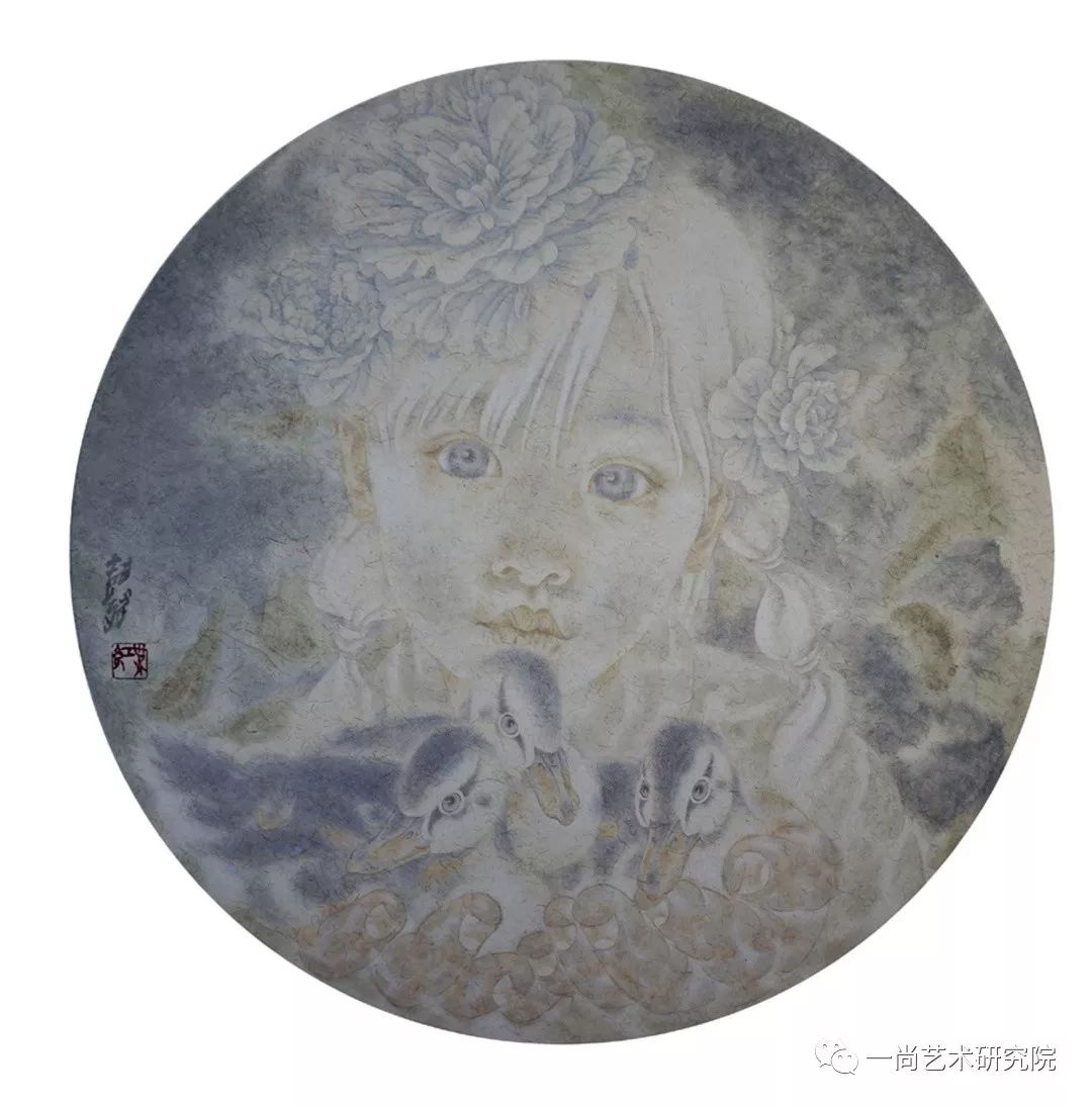 「新锐·微个展」广美 | 彭斌:梦幻的田园记忆