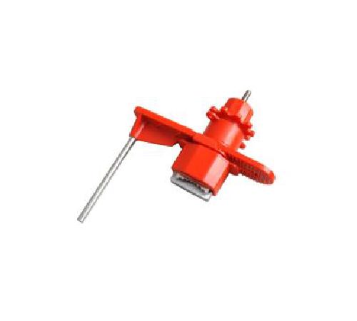 Universal ball valve lock V13