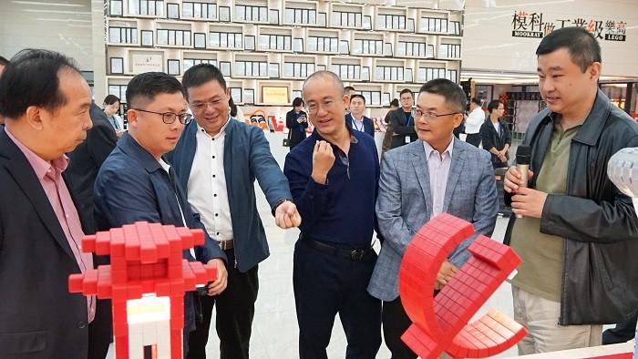 深圳市政府和深圳市普宁商会莅临必威app手机下载精装版考察