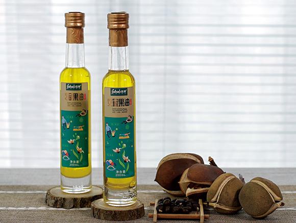 文冠果油——沃奇明星产品,呵护全家健康。