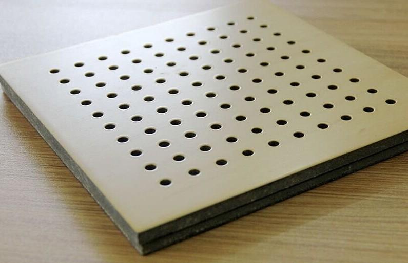 声学材料—孔木吸音板