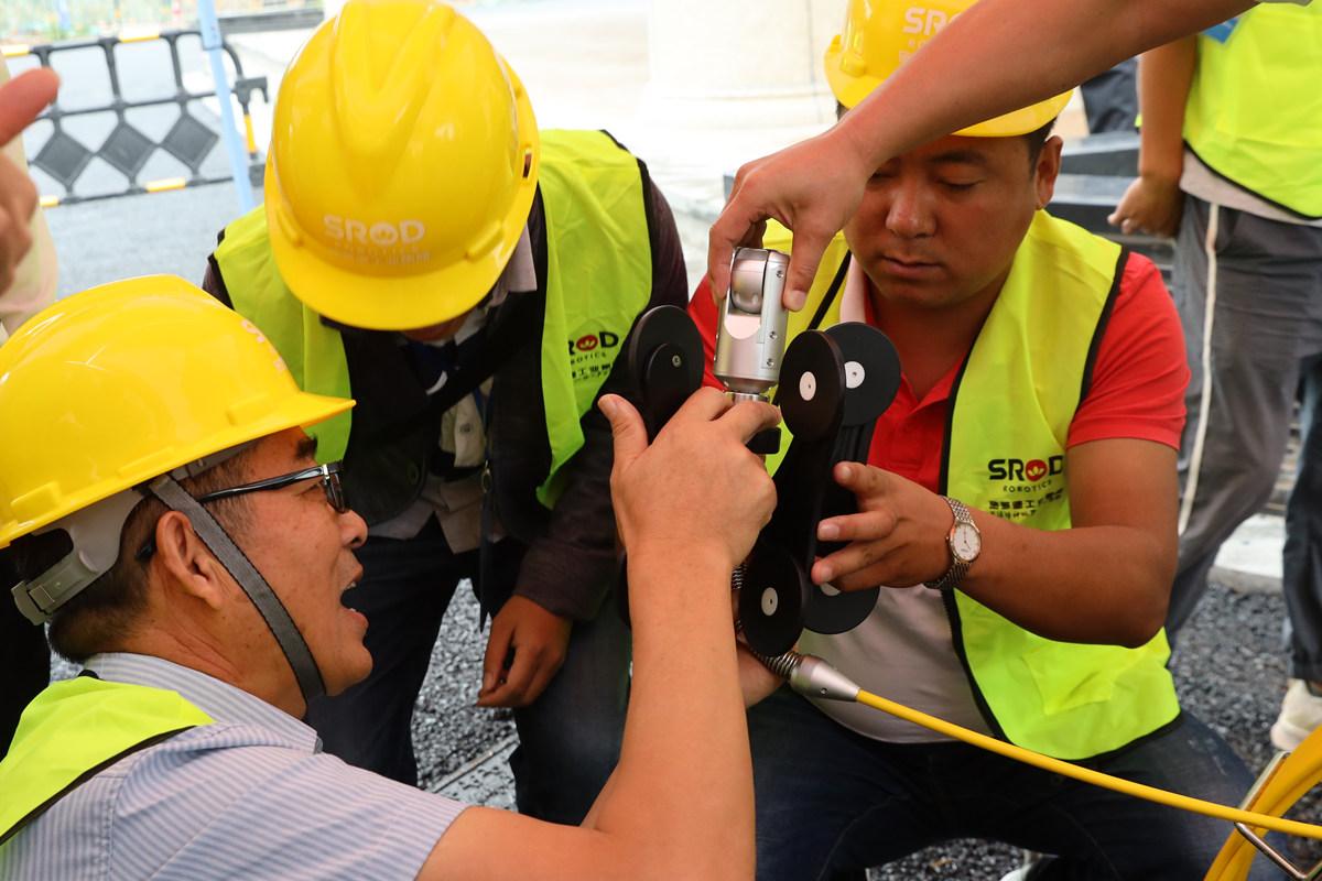 第二期城镇排水管道检测评估专业技术中级岗位培训班圆满成功