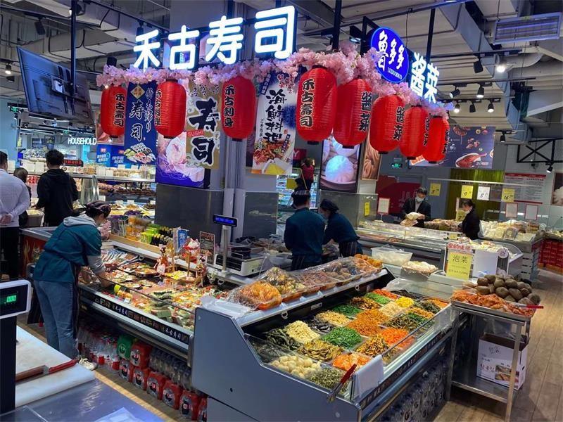 城市传媒寿司、酱菜