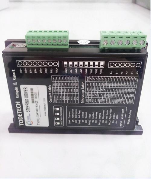 和伺服电机比,步进电机的结构更简单