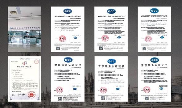 诺百纳获得三大管理体系认证