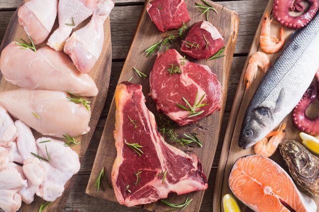肉及制品类