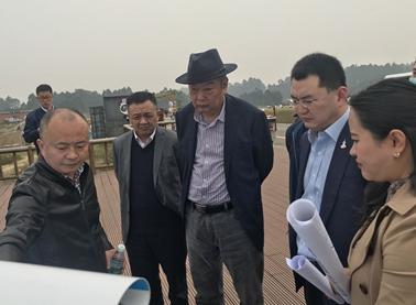 中国航空学会、中科招商航空调研空港花田项目