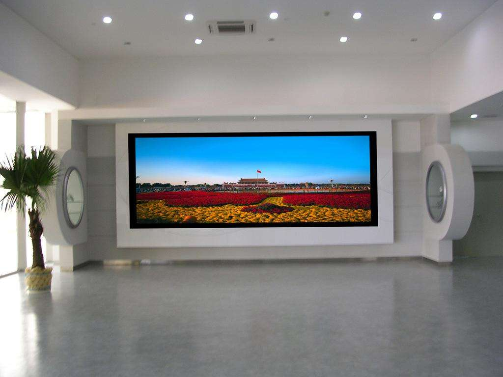 Magic lamp leads you to judge the quality of LED display screen