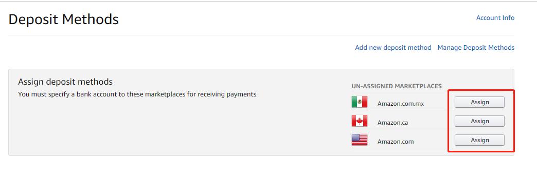 如何将uPrimer收款账号绑定到Amazon(北美站)后台,点击了解详情。