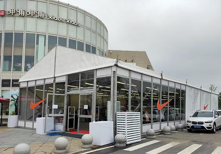 郑州透明篷房租赁厂家具备哪些特点?