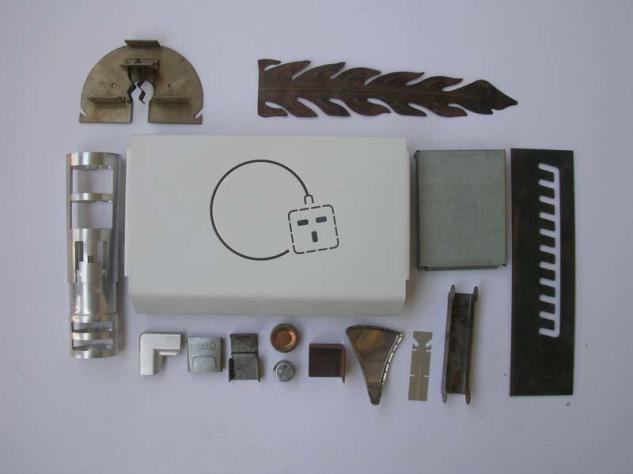 五金冲压件加工的设计原则