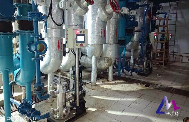 空调在线清洗装置不仅除垢还能防垢