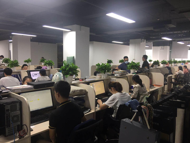 我司成功中标广州好莱客创意家居IP程控交换机系统项目