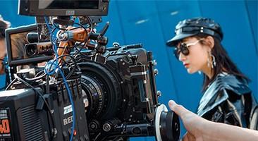 摄影与工业相机