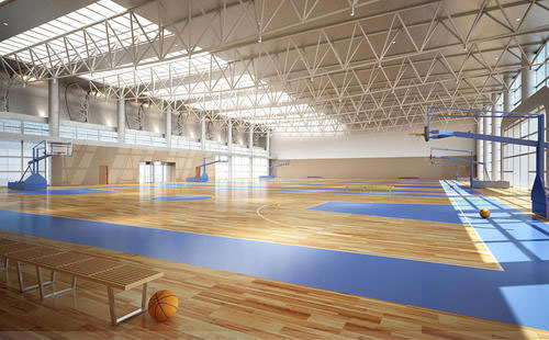 广州搏越体育馆