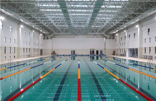 佛山市南海实验学校游泳馆