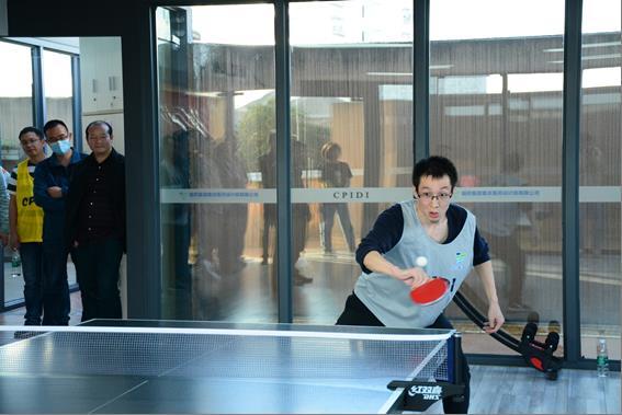 乒出干劲,搏出精彩|第五届乒乓球比赛圆满落幕