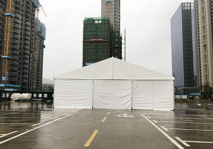 郑州球形篷房租赁出租的概念还鲜为人知