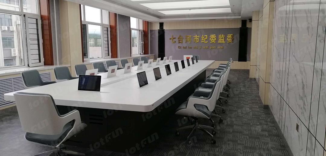 黑龙江省七台河市纪委监委