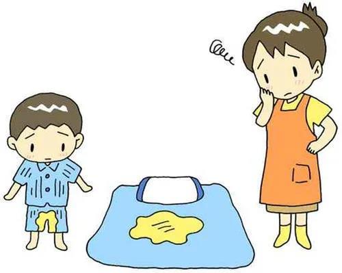 捏积派——孩子尿床怎么办?